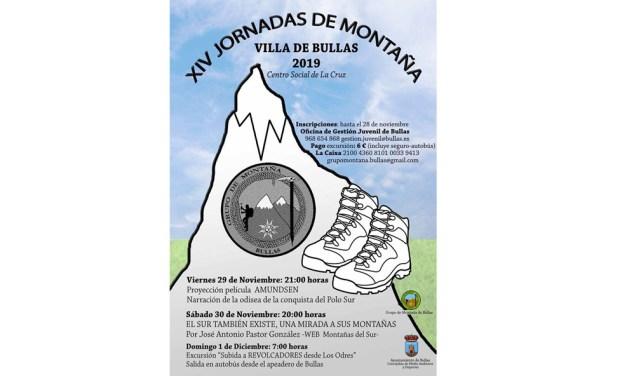 Se celebran las XIV Jornadas de Montaña 'Villa de Bullas'