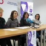 El Ayuntamiento de Caravaca se suma al 'Día para la Eliminación de la Violencia de Género' con actividades de concienciación a través de la educación y la cultura