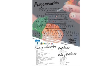 """Cehegín sigue con el """"Tardeo"""" este próximo fin de semana"""