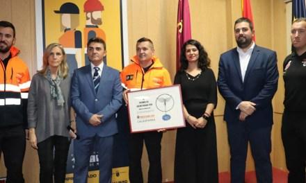 Premio al Voluntariado 2019 para Protección Civil