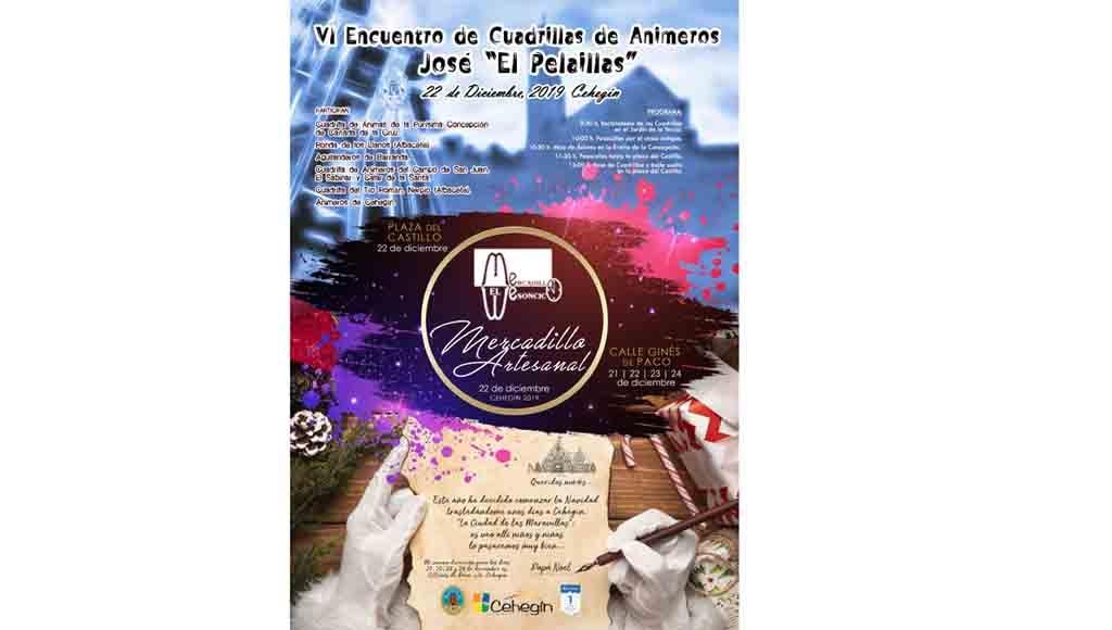 """Los cuentos de Navidad y el VI Encuentro de Cuadrillas José """"El Pelaillas"""" protagonizarán el Mercadillo El Mesoncico"""