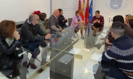Periodistas canarios conocen Caravaca de la Cruz dentro de un viaje de prensa organizado por el Instituto de Turismo de la Región de Murcia