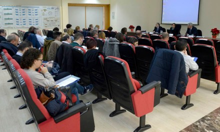 Juan Valera asiste a la reunión del Consejo de Administración del Consejo de Administración de la Mancomunidad de los Canales del Taibilla