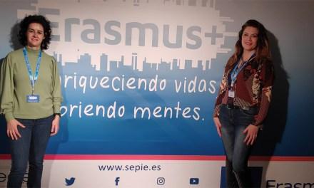 El colegio Artero, en las jornadas Erasmus+