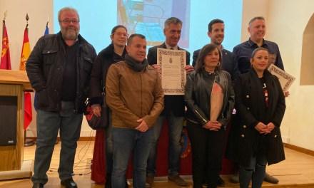 Entrega de premios del XXII Certamen Nacional de Cuentos Ciudad de Mula Francisco Ros