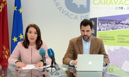 El Ayuntamiento de Caravaca habilita un punto de atención al ciudadano para solicitar las ayudas del 'Plan de Rehabilitación del Viviendas del Casco Histórico'
