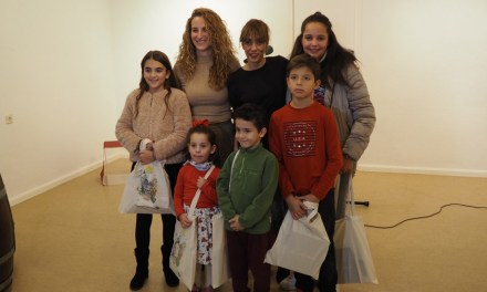 Entrega de premios del Concurso escolar 'Reciclaje de adornos de Navidad'