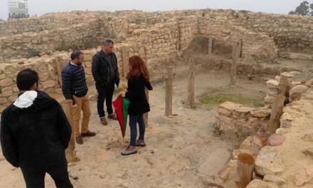 Cultura destinará en sus presupuestos una partida para el castillo de la Mota