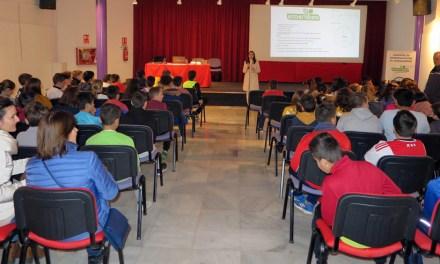 El Ayuntamiento de Caravaca y Ecoembes inician la campaña educativa escolar sobre reciclaje y desarrollo sostenible
