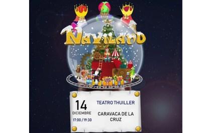'Naviland'. El lugar donde viven los Reyes Magos' abre este sábado el telón navideño del teatro Thuillier
