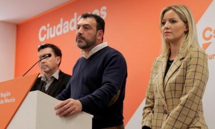 Jerónimo Moya se integra en el nuevo Consejo General de Ciudadanos