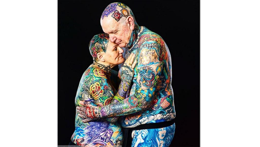 ¿Qué vas a hacer con tantos tatuajes cuando seas mayor?
