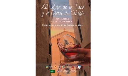 Mañana echa a andar la XII Ruta de la Tapa y el Cóctel de Cehegín