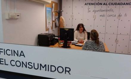 La Oficina del Consumidor de Caravaca atendió el pasado año a 3.350 vecinos, que formalizaron 371 reclamaciones de compras y contratación de servicios