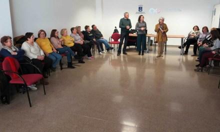 Más de medio centenar de personas inicia los talleres de 'Risomemoria' programados por el Ayuntamiento de Caravaca