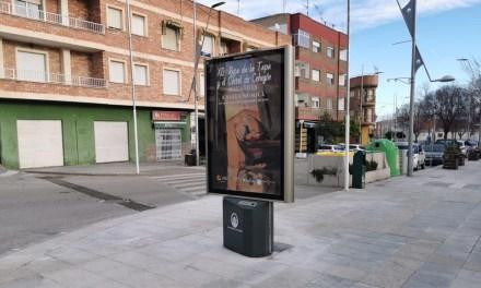 El Ayuntamiento instala nueve mupis publicitarios en Cehegín