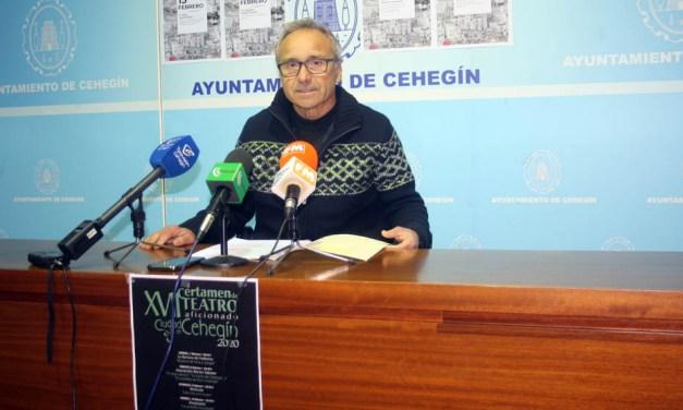 """Se presenta el ciclo de conferencias """"Cehegín Cultural"""" y el Certamen de Teatro Aficionado """"Ciudad de Cehegín"""""""