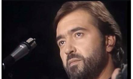 Un accidente de tráfico acaba con la vida del cantautor Patxi Andión
