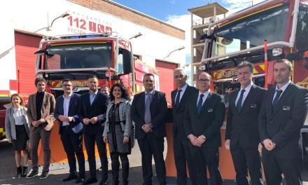 Caravaca de la Cruz dispondrá de un nuevo parque de bomberos del Consorcio de Extinción de Incendios y Salvamento