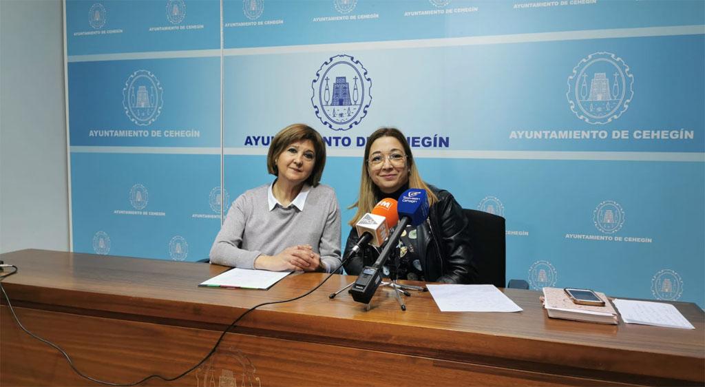 El Ayuntamiento de Cehegín pone en funcionamiento el punto de encuentro de Atención Psicológica especializada e individualizada para mujeres víctimas de violencia de género