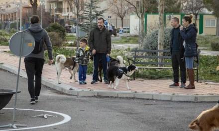 El Ayuntamiento de Caravaca celebra el I curso de 'Comunicación y educación canina' para mejorar la relación con las mascotas y fomentar comportamientos cívicos
