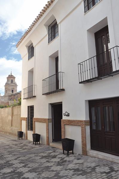 Hotel-hospedería La Vera Cruz, su alojamiento en pleno casco histórico de Caravaca