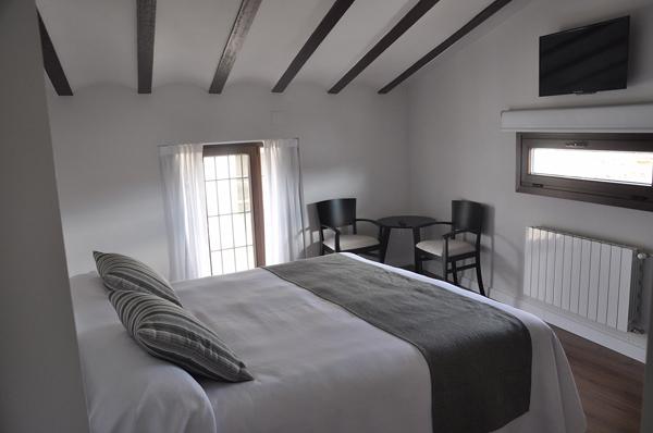 Habitación hospedería La Vera Cruz