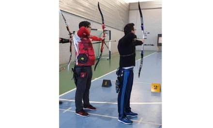 Dos bulleros disputarán el Campeonato de España de Precisión de Tiro con arco en sala