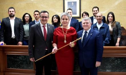 Teresa García Sánchez, la primera alcaldesa en la historia de Calasparra
