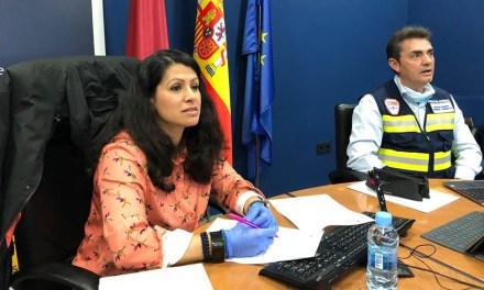 El Gobierno regional edita una guía de actuaciones y protección ante el Covid-19 para los voluntarios de Protección Civil