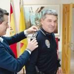 José María Cortés tomó posesión como sub-inspector de Policía de Albudeite