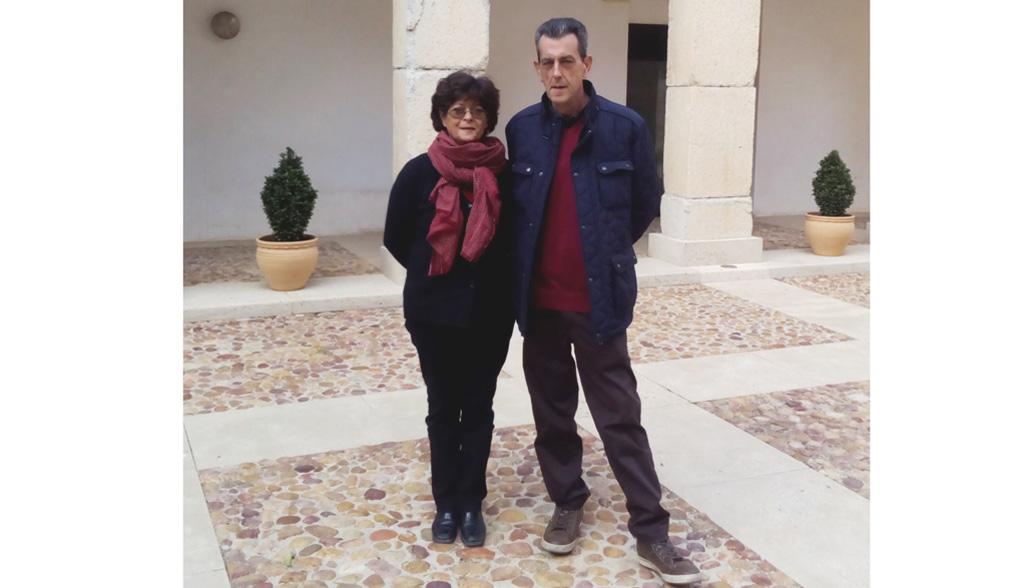 La canción de Paco y Mari Carmen