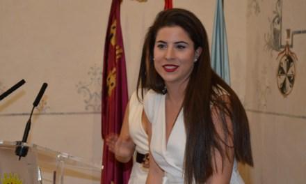 La muleña Emperatriz García, al frente del IMIDA