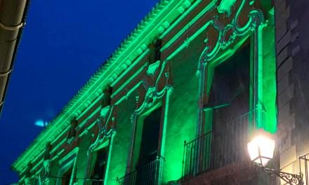El Ayuntamiento de Cehegín iluminará su fachada de verde cada noche en homenaje a todos los que nos protegen en esta crisis sanitaria