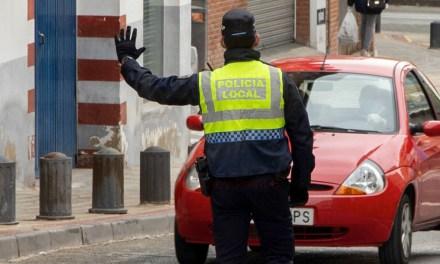La Policía Local de Caravaca intensifica los controles diarios para velar por el cumplimiento del confinamiento durante el estado de alarma