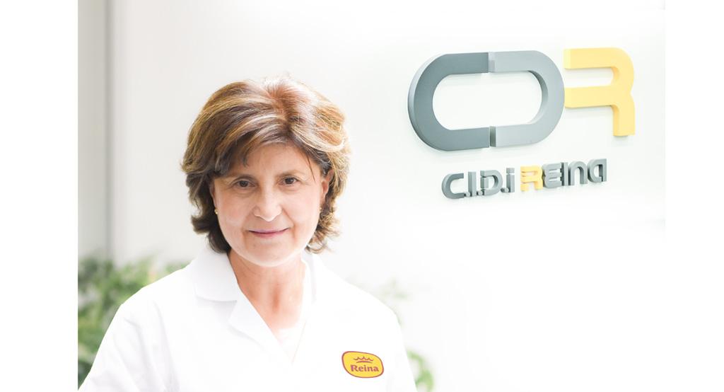«Grupo Reina está funcionando a pleno pulmón», Isabel Puerta  Directora de Calidad e I+D del Grupo Reina