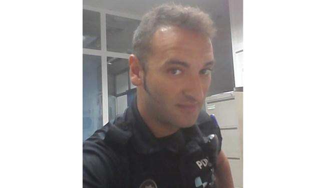 """""""Para mí, los grandes héroes de todo esto son los pequeños"""", Sergio Ortega, Policía Tutor en Calasparra"""