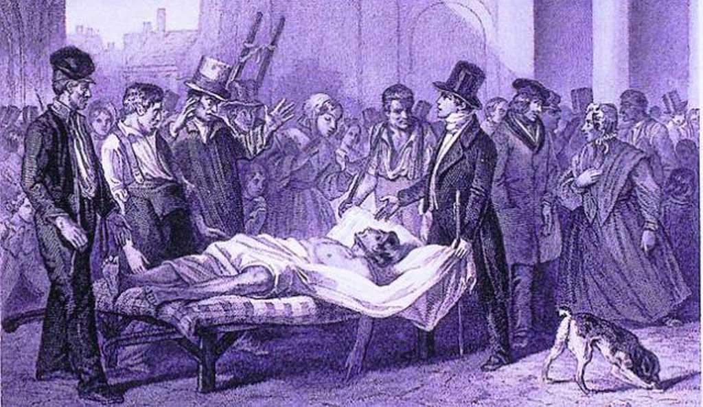 Caravaca en los tiempos del cólera