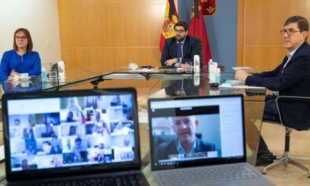 El Gobierno regional reactiva el lunes la conexión Moratalla-Caravaca de la Cruz
