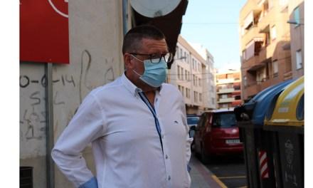 El PSOE asegura que José Francisco García desatiende las principales propuestas aportadas por los vecinos del Barrio de Extremadura