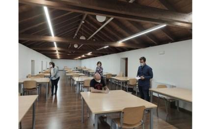 La Biblioteca y las salas de estudio de Mula se adaptan para su posible reapertura el 25 de mayo