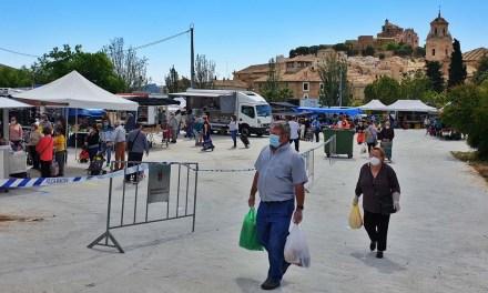 El Mercado Semanal de Caravaca se abrirá con cerca de un centenar de puntos de venta y un nuevo acceso de entrada este próximo lunes