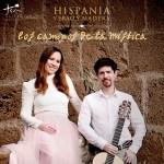"""Hispania: Verso y Madera publica """"Los caminos de la mística"""""""