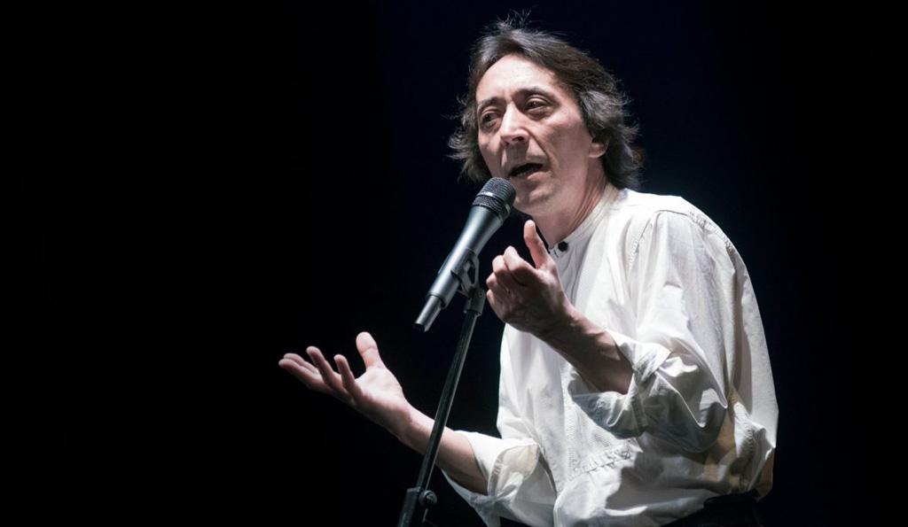 Un cáncer de pulmón acaba con la vida del cantautor vasco Rafael Berrio