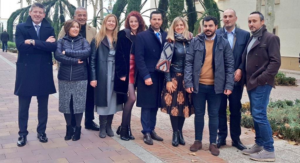 Ciudadanos celebra un año gobernando 12 ayuntamientos de la Región de Murcia