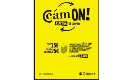 Los comercio de Calasparra se suman a la campaña 'Cámon!' de apoyo al comercio