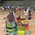La Agrupación Musical de Caravaca de la Cruz ha preparado un ciclo de conciertos que comienza este viernes en la Plaza del Arco y visitará las pedanías de Archivel, Barranda, La Encarnación y Singla