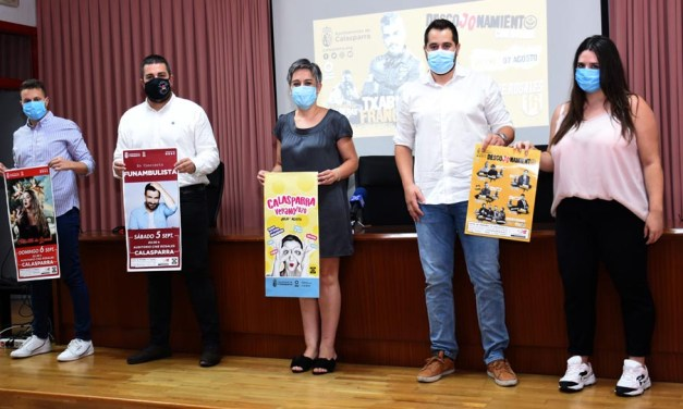 Calasparra presenta su programación cultural de Los Santos