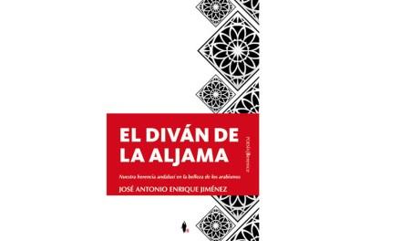 Berenice presenta El diván de la Aljama de José Antonio Enrique Jiménez
