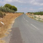 La Comunidad destina 1,3 millones a ampliar la carretera que une Campos del Río con Alguazas